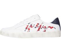 Sneaker, Schnürung,