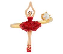 """Ring """"Mini-Ballerina"""", AHMDD601/8, verstellbar,"""