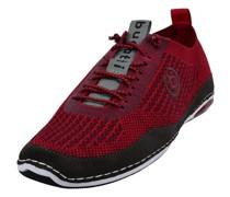 Sneaker, Rippbund, Elastikschnürsenkel,