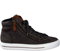 Hightop-Sneaker, Super Soft, Glattleder,