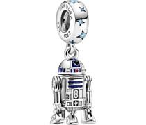"Charm Anhänger R2-D2 ""799248C01"", 925er"