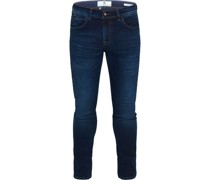 Jeans, 5-Pocket, Waschung,