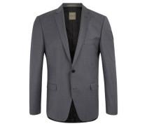 Sakko, Anzug-Baukasten, Wolle, Slim Fit,