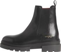 Chelsea Boots, Zugschlaufeeder,