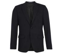 Sakko, Anzug-Baukasten-Artikel, Reverskragen, Zweiknopf-Verschluss,