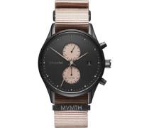 """Armbanduhr """"Voyager-Desert"""" MV01-BLBR, Chronograph"""