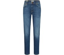 Jeans, Waschung, 5 Pocket,