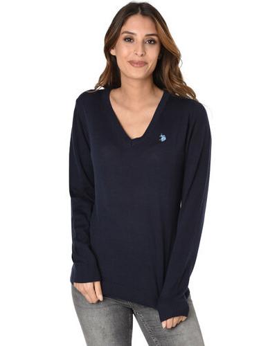 Pullover mit V-Ausschnitt, 40