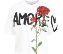 T-Shirt mit Print,