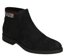 Chelsea Boots, Velourslederarken-Detail