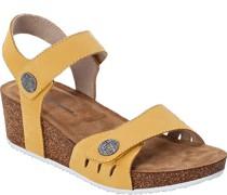 Sandaleneder, Keilabsatz,