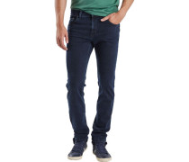 Jeans, Regular Fitega Flex, 5-Pocket-Design,