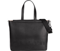 "Henkeltasche ""SOFT FOLD SHOPPER MD"", Schulterriemen,"