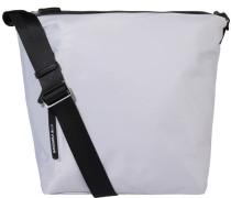 """Hobo Bag """"Hunter"""", Synthetik, Kunstleder-Details, Außenfächer,"""