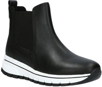 Chelsea Boots, uni, Reißverschluss,