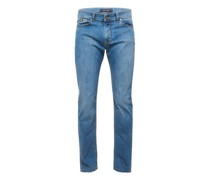 Jeans, Swing Pocket, Regular Fit, uni,