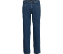 Jeans, 5-Pocket, Regular Fit, leichte Waschung,