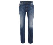 Jeans, Regular Bootcut, Waschung,