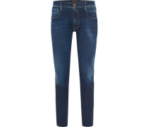 "Jeans ""Anbass"", Slim Fit, Waschung,"