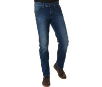 "Jeanshose ""Rando"", Used Look, Regular Fit,"