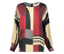Cubist  blouse