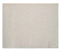 Speckled detail cashmere-blend scarf