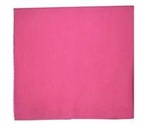 Malibu pink knit scarf