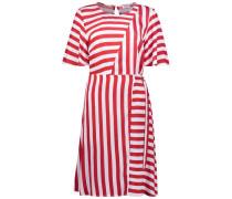 Stripe print Oberteil dress