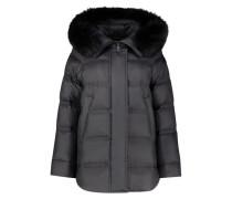 Effortless padded jacket