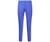 Sleek cropped trousers