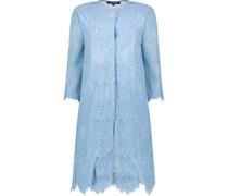 Pastel crochet coat