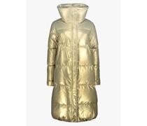 Catherine Long Metallic Jacket