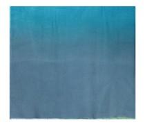 Gradient love structured scarf