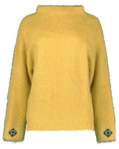 Snuggly oversized jumper