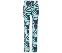 Tropical stretch trousers