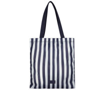 Monochrome beach bag