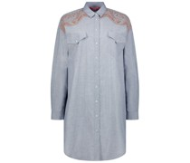 Cotton chambray Oberteil