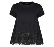 Lace me up empire top