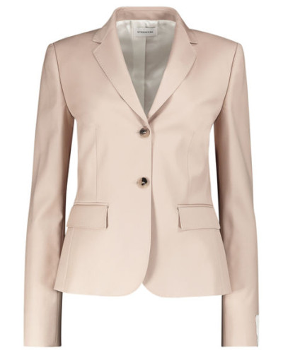 Soft cropped blazer