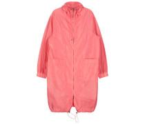 Neon longline jacket