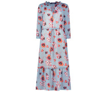Flower power midi dress