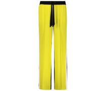 Vibrant trousers