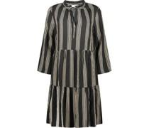Tiered a-line fall shift dress