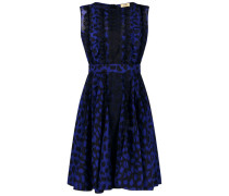 Organic polka dot dress