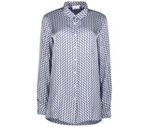Patterned relaxed formal Oberteil