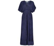 Sapphire clenched waist jumpsuit