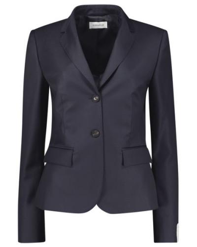 Classic cropped blazer