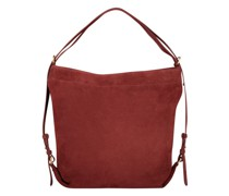 Timeless suede bag