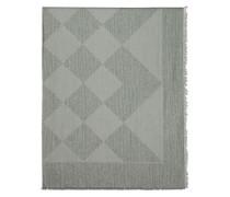 Geometric pastel scarf