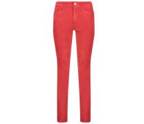 Vivid mid-rise skinny jeans